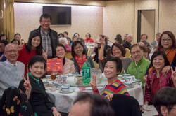 2018 CNY Dinner