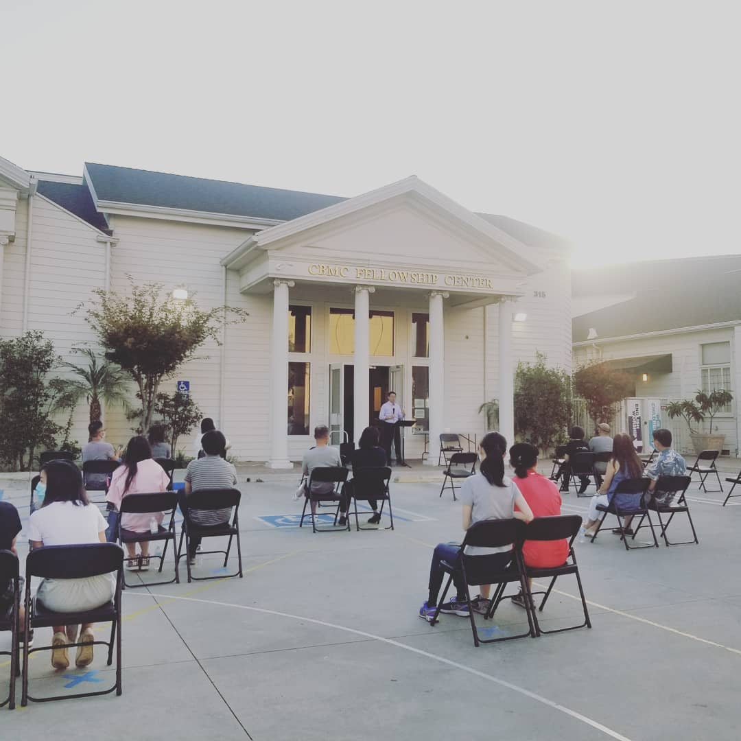2020 1st Sat Outdoor Worship