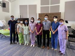 5/23/21 CCHC Vaccination Team