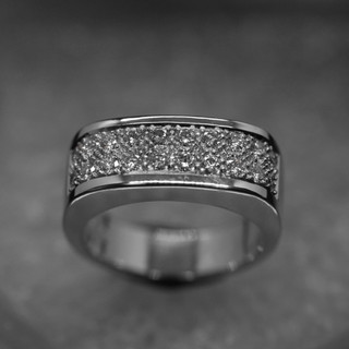 Weßgold Diamantring 2-reihig.jpg