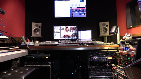 Pan Central Studios Control Room