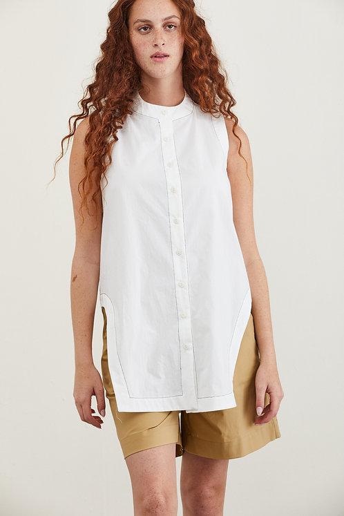 חולצת מורן - לבן