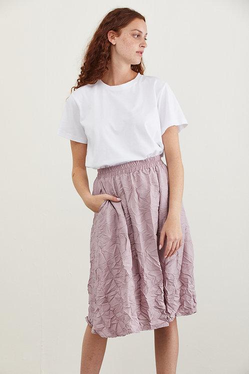 חצאית קרלי - ורוד עתיק