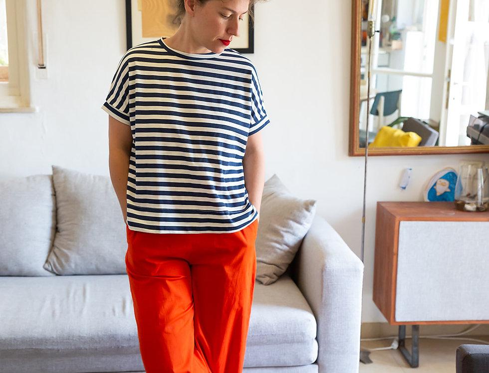 חולצת רוני - פסים