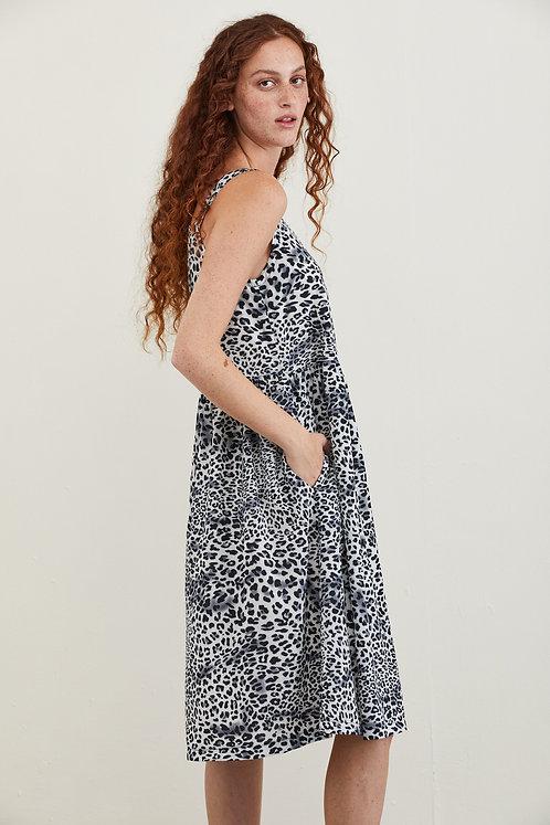 שמלת ניקי - מנומר