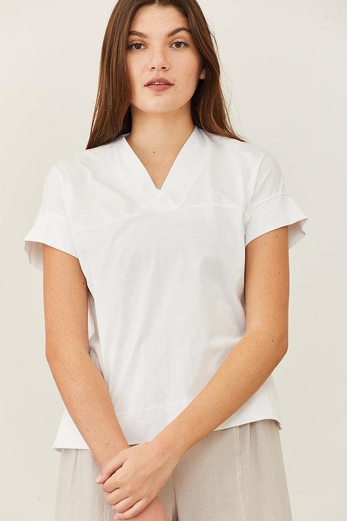 חולצת אמה - לבן