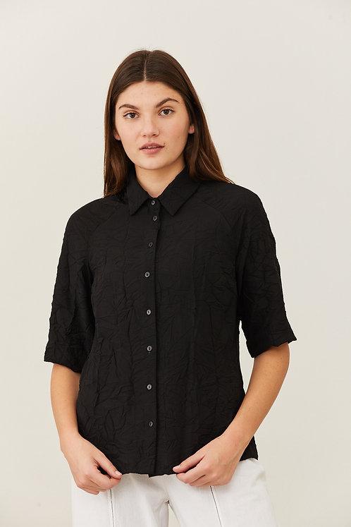 חולצת אליה - שחור