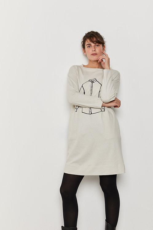 שמלת רונית - אבן
