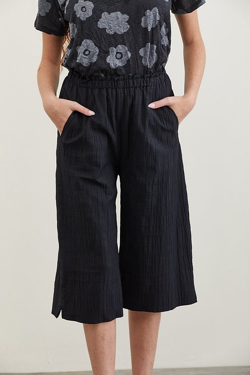 מכנסי אורי - שחור