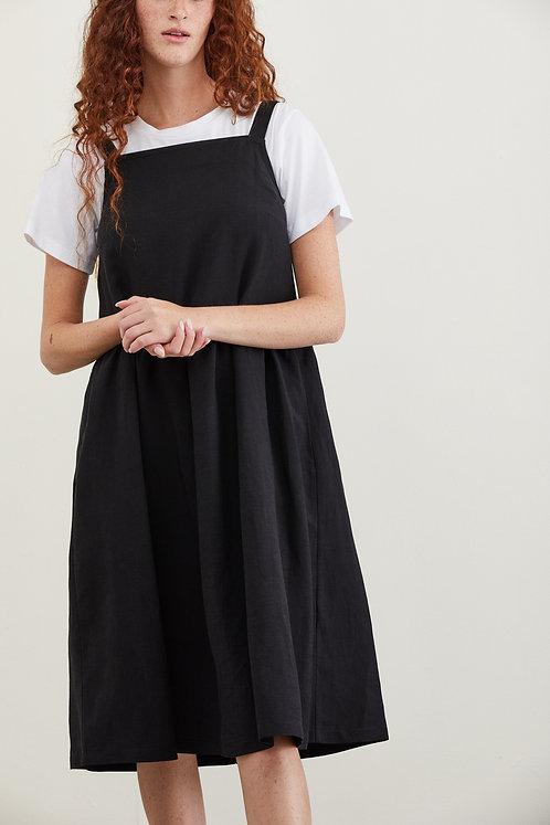 שמלת ניקי - שחור