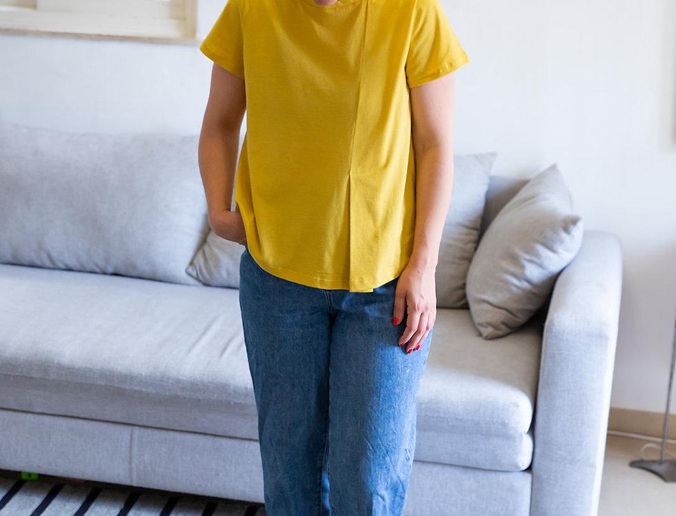חולצת הדר -צהוב