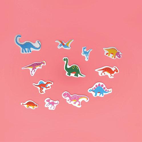 Dinosaurios Imantados