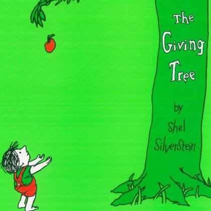 giving tree book cover