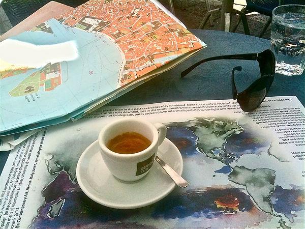 Venice, Map n Sip.JPG