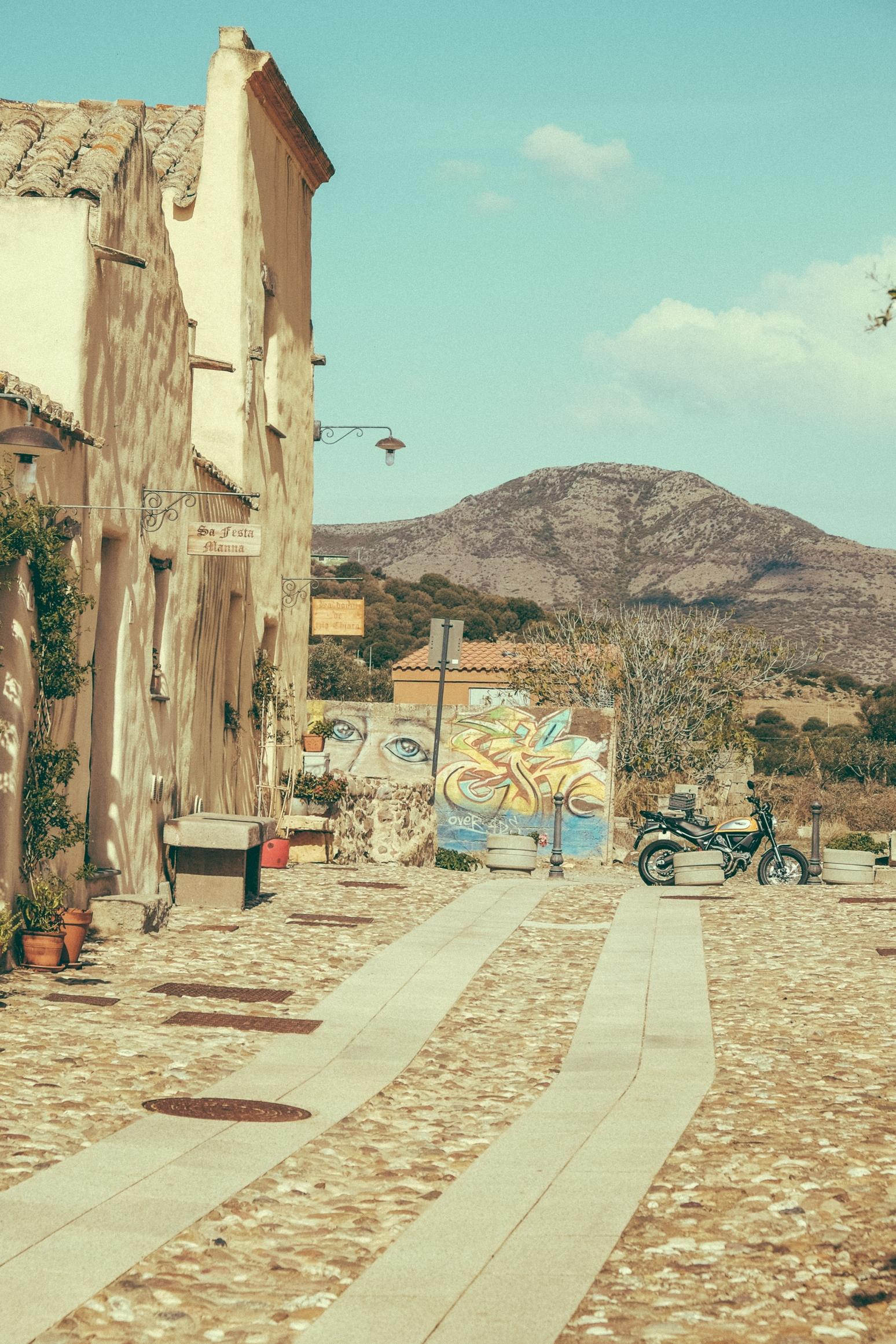 Borgo antico (Tratalias)
