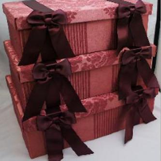 Lorraine Red BOX 3Pセット