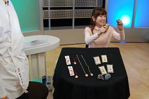金沢ケーブルテレビに出演します