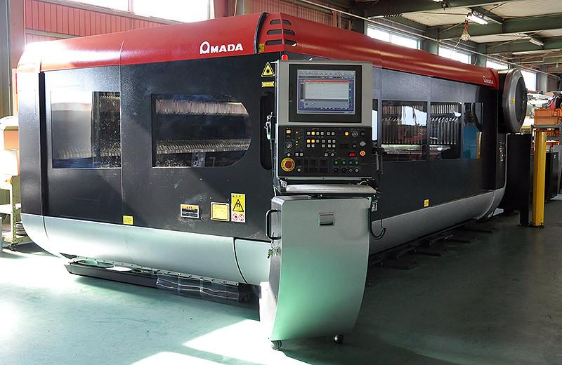 AMADA F1 LC3015