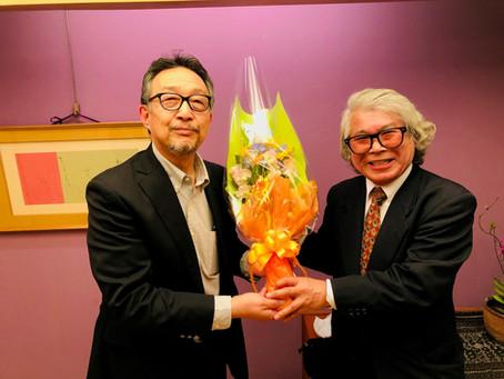 小川先生 退職お祝い