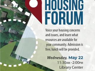 SMCOG Hosts Regional Housing Forum