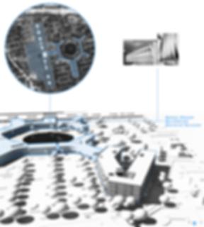 Site Model NE Slide with bruer bldgs-01-