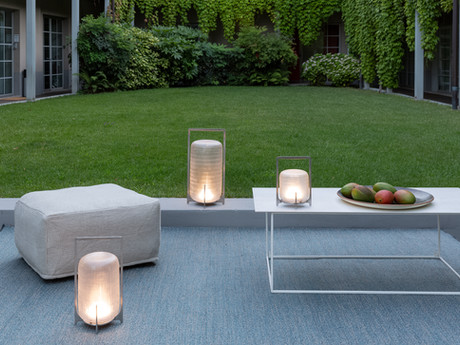 New innovations in our Twilight outdoor lantern