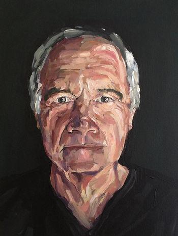 Jools Holland Portrait