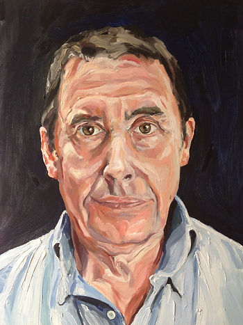 Jools Holland Portrait