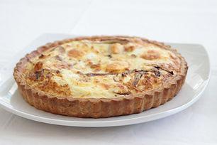 Onion Quiche