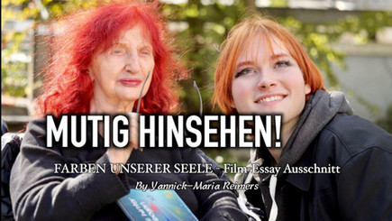 MUTIG HINSEHEN!