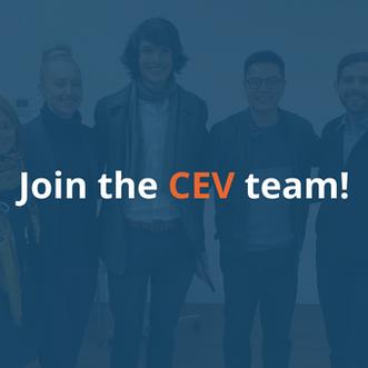 Explore current vacancies at CEV.