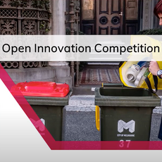 City of Melbourne Open Innovation Competition