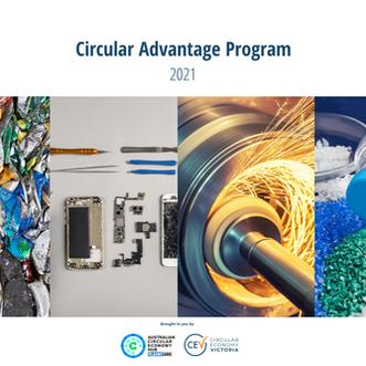 Registrations Open for Circular Advantage 2021