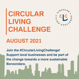 Registrations open for the City of Boroondara Circular Living Challenge.