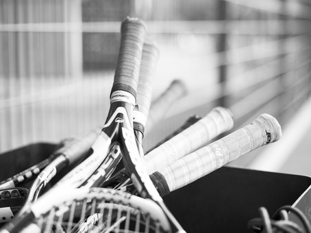 Tennis Re-launch!