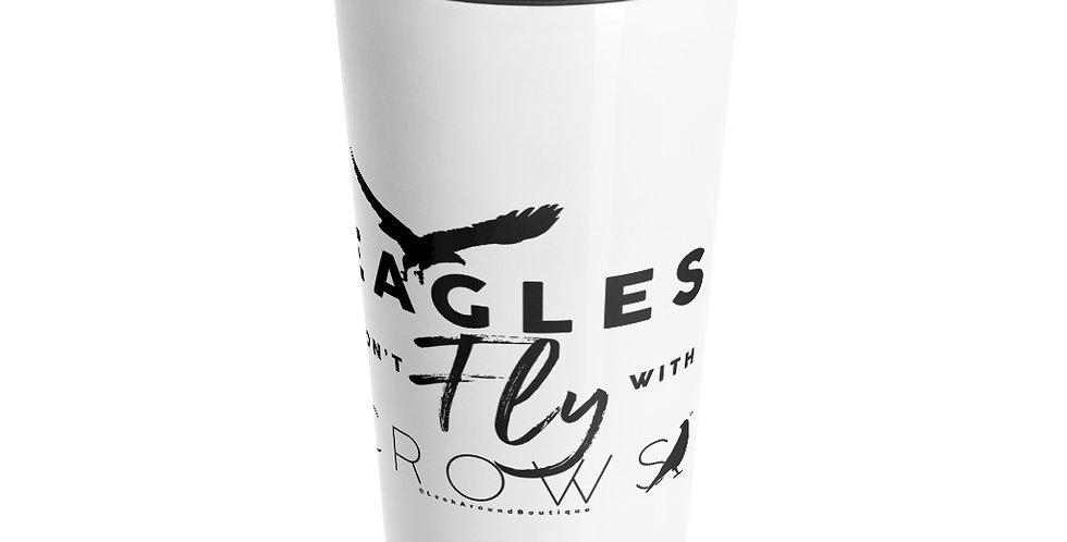 Eagles & Crows Travel Mug