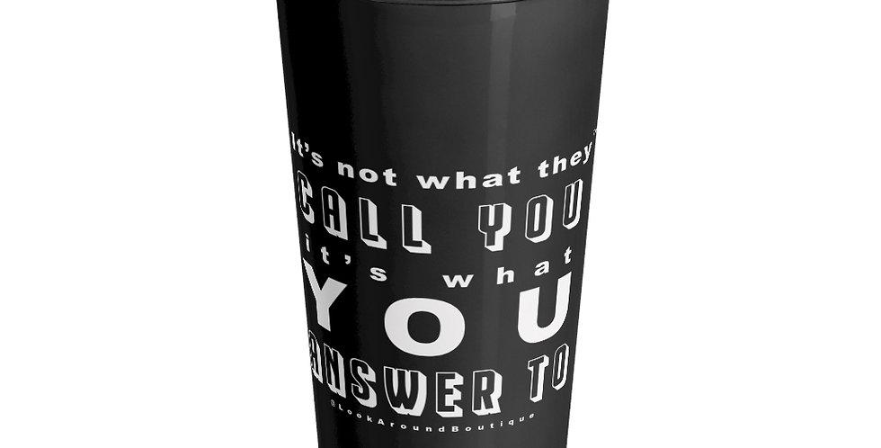 Call & Answer Travel Mug