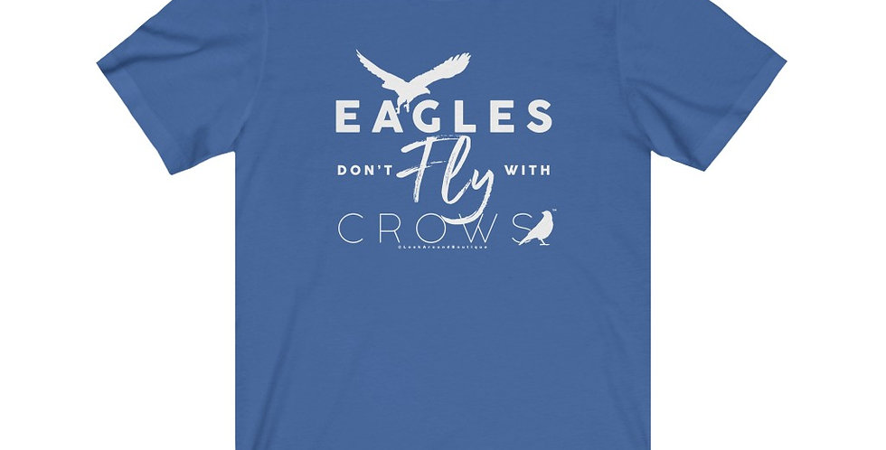 Eagles & Crows Tee (White)