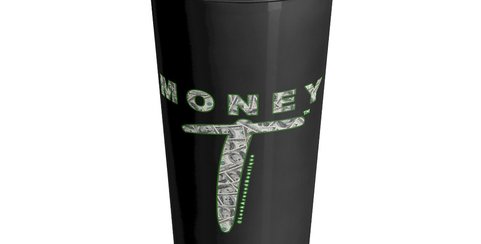 Money T Travel Mug