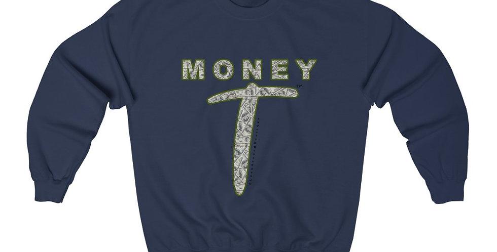Money Crewneck Sweatshirt