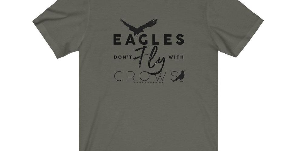 Eagles & Crows Tee (Black)