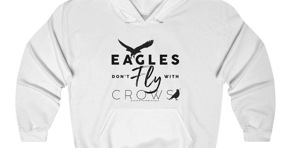 Eagles & Crows Hoodie (Black)