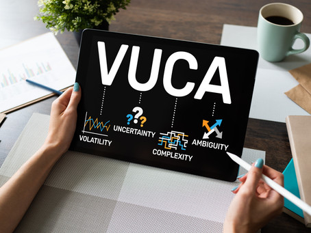 A New Model for Career Exploration in a VUCA World