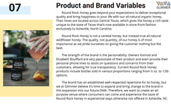Product and Brand Variables