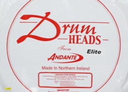 Andante Elite top head (snare)