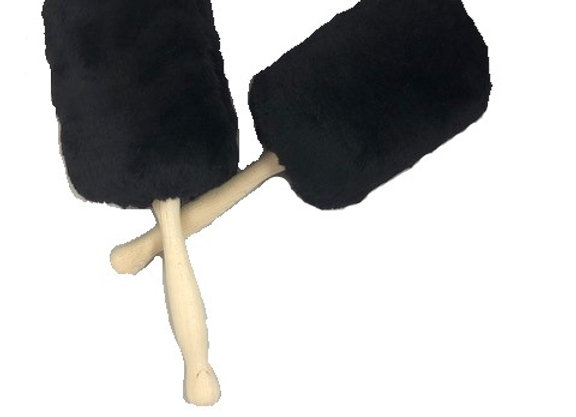 Twisted Thistle Medalist bass mallets