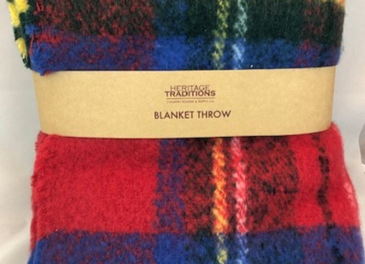 Royal Stewart Picnic Blanket