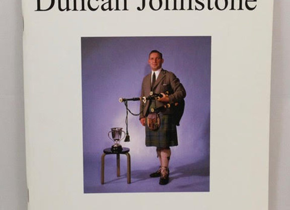 "Duncan Johnstone ""His Complete Compositions"""
