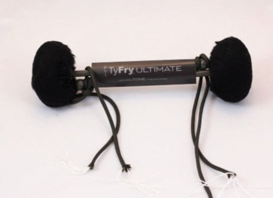 Ty Fry Ultimate tenor sticks - black