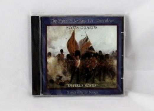 "CD - Scots Guards ""En Ferus Hostis"""